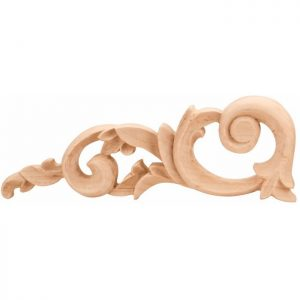 Carved Wood Onlays
