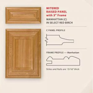 Manhattan Cabinet Doors